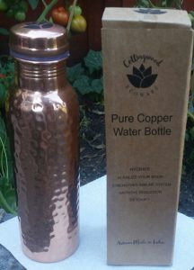 Pure Copper Bottle - Review