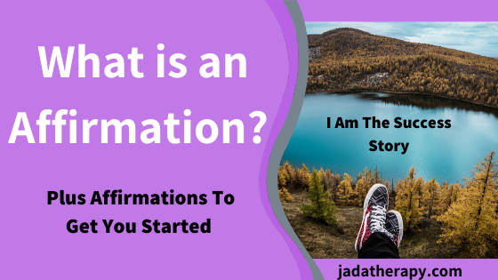 What is an Affirmation