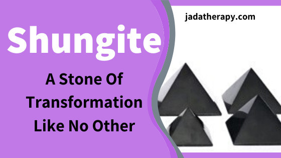 Shungite (A Stone Of Transformation Like No Other)