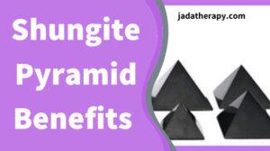 Shungite Pyramid Benefits